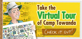 Take the Virtual Tour of Camp Towanda