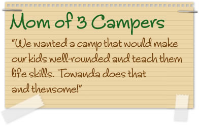Mom of 3 Campers