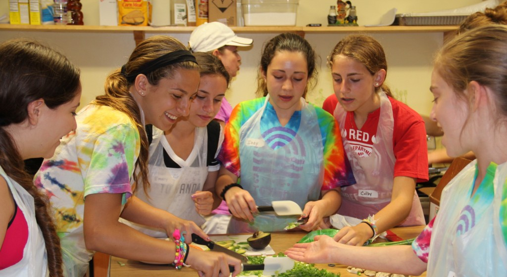 Camp Towanda Culinary Program