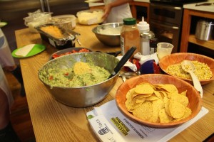 CT Culinary Kitchen- Mexican Fiesta Recipe