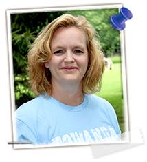 Jen Donlon - Gymnastics Director