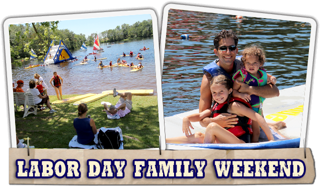 Labor Day Family Weekend