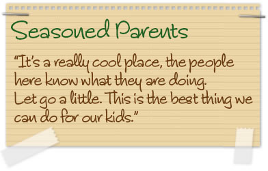 Seasoned Parents